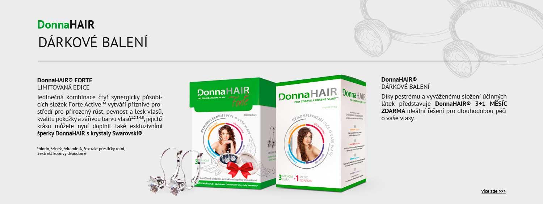 DonnaHair dárkové balení