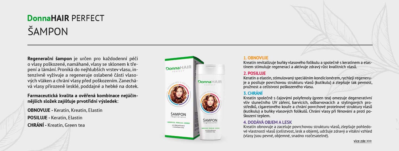 DonnaHair šampon